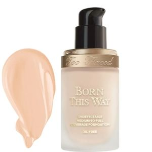 TOO FACED Snow Born This Way Foundation